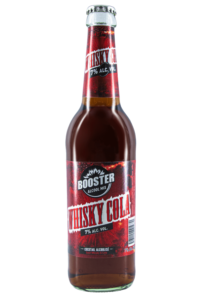 Booster WhiskyCola 50CL VC